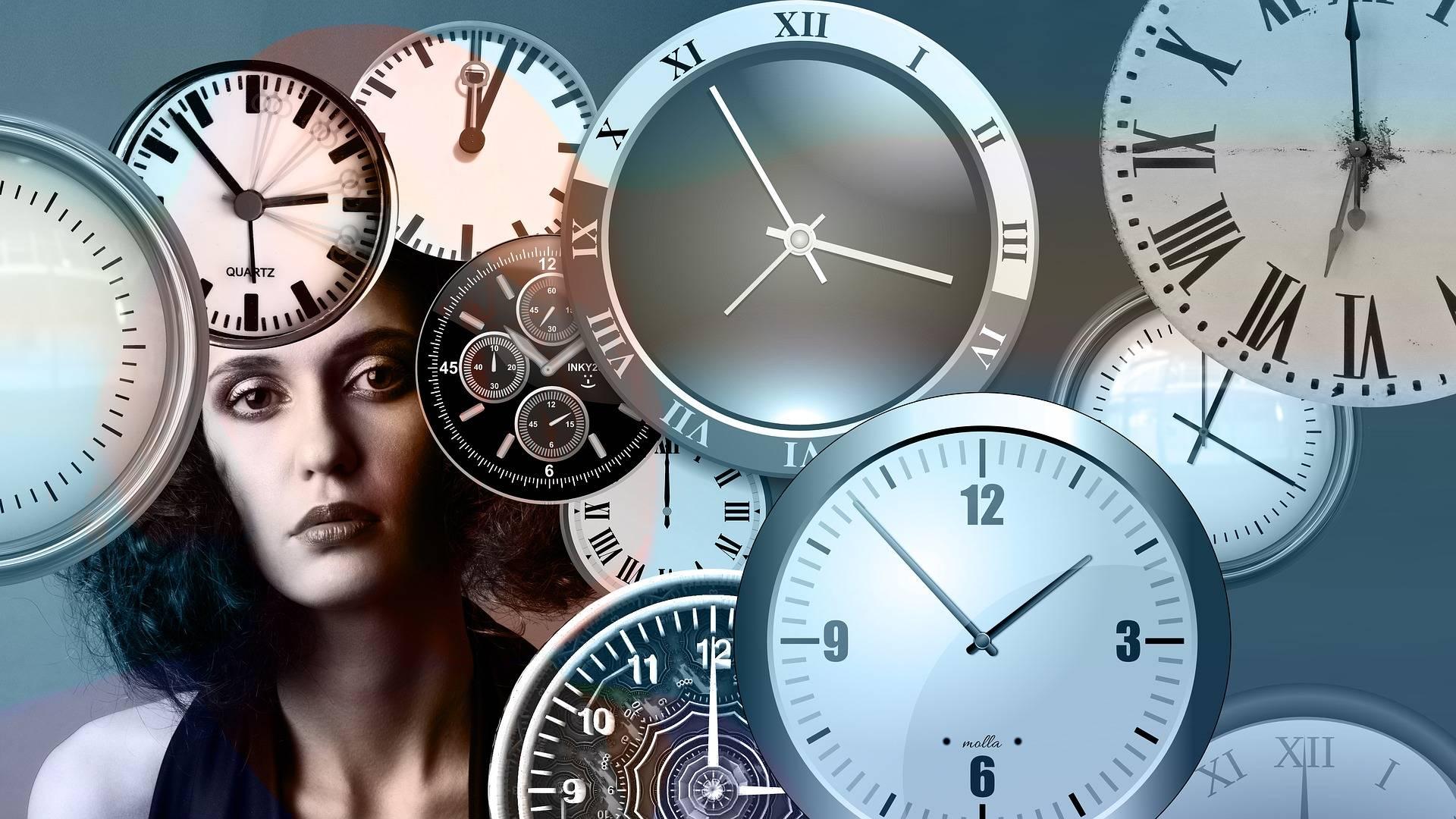 Nemít čas je nemoc