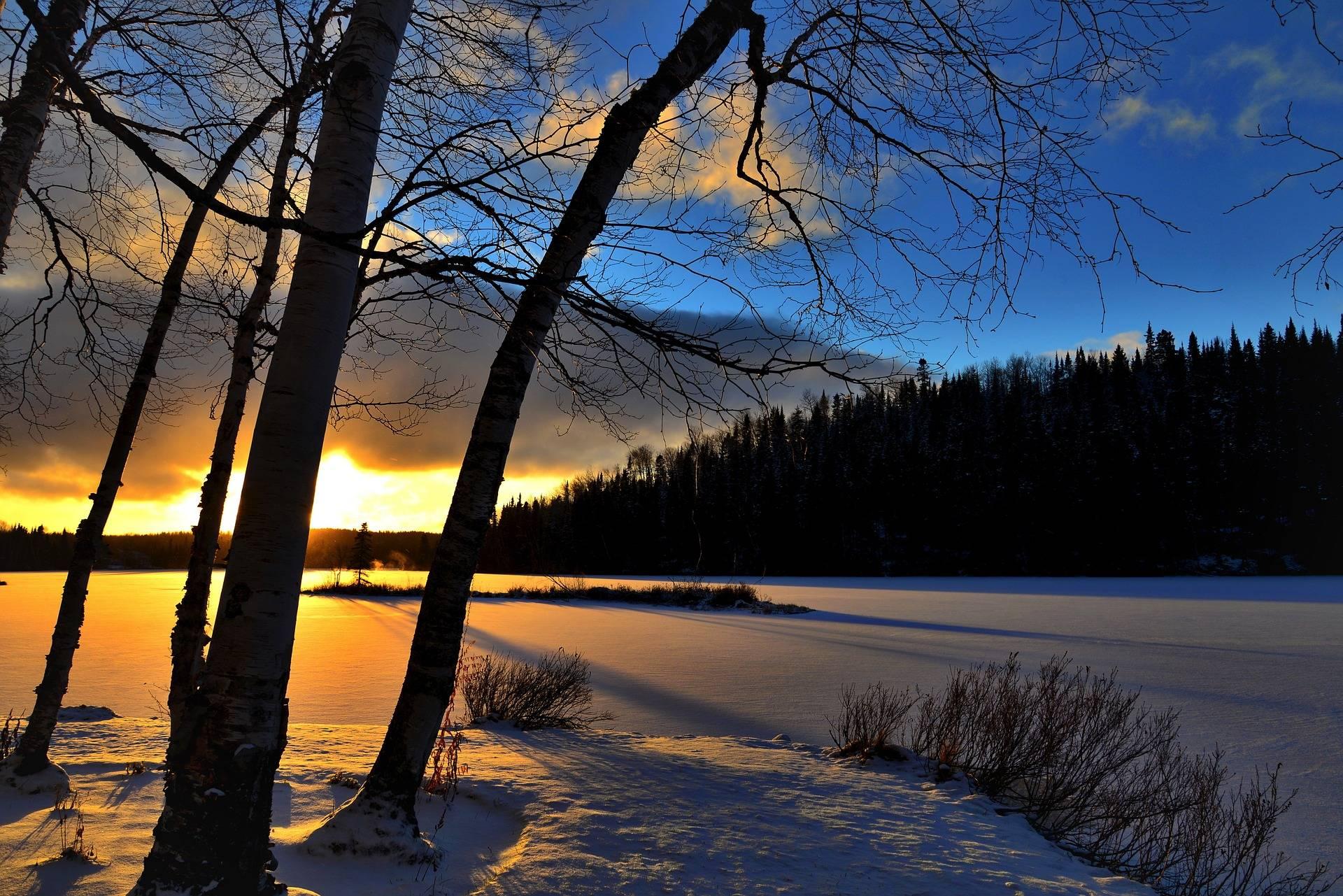 Užijte si zimní energie podle Feng Shui