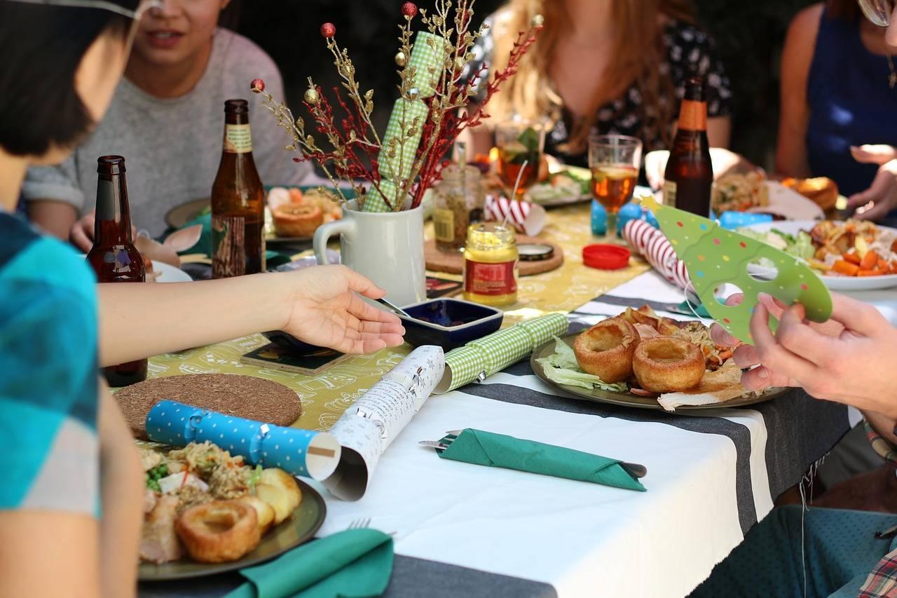 Může jídelní stůl proměnit život rodiny?